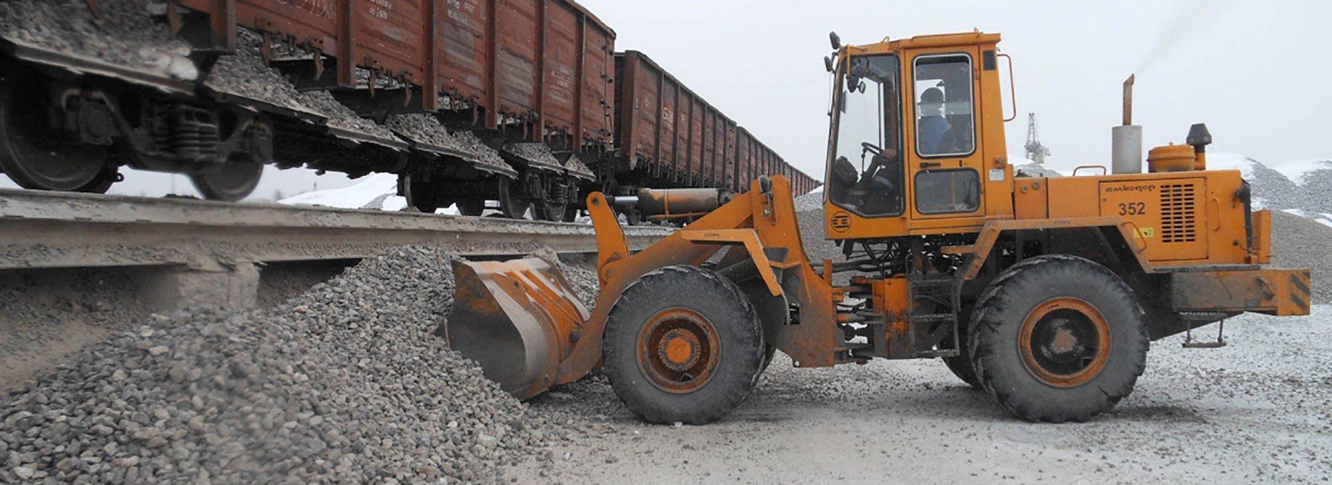 69 тупик в Воркуте железнодорожный